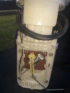 Pumpa za gorivo golf 5