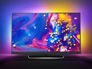 "Philips 4K 55"" UltraHD TV 55PUS7502 PREMIUM Android"