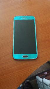 Samsung s6 blue topaz,top stanje,bez zamjene
