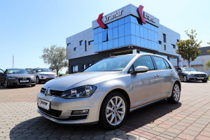 Vw Golf VII 2.0 CR TDI DSG-Tipt.k HIGHLINE SPORT 150 KS