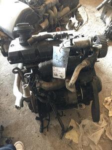 MOTOR VW PASSAT 1.9TDi 85kw TIP: AJM