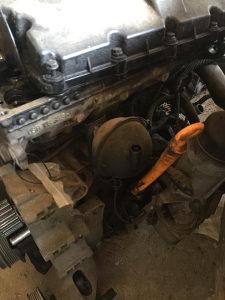 MOTOR VW GOLF 5 2.0TDi 103kw TIP: BKD