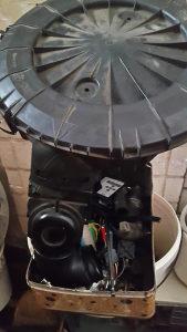 kuciste vazdusnog filtera audi 80