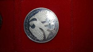 5 mark silvr srebro