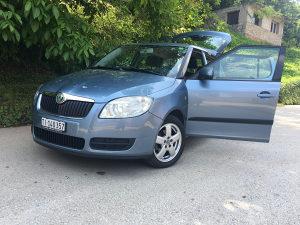 Škoda Skoda Fabia 1.4 TDI 2008 stranac