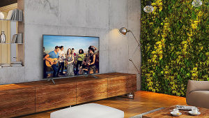 "Samsung 4K 55"" LED HDR UltraHD 55NU7172 WiFi UHD TV"