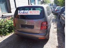 VW TOURAN 2008 2.0 TDI DESNI FARZ