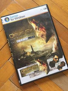 DeusEx Human Revolution PC igrica
