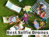 NOVO >>> Dron selfie fotografija i video, DJI selfi !!!
