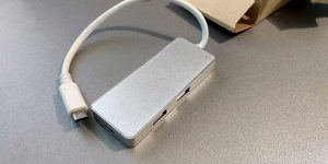 Type-C to USB 3.0 Hub, Punjač