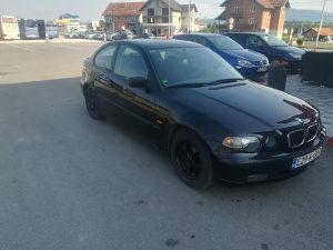 BMW 316ti  compact tek registrovan  extra stanje