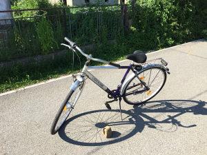Veliko gradsko aluminijsko biciklo cityline