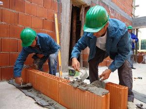 Posao - Građevinski radnici