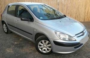 Dijelovi Peugeot 307 1.6 benzin