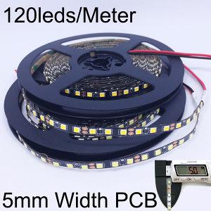 LED traka uska 5mm 6000K