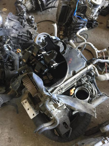 MOTOR VW POLO 1.4TDi 55kw TIP: AMF