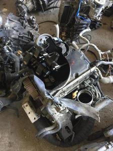 MOTOR SKODA FABIA 1 1.4TDi 55kw TIP: AMF
