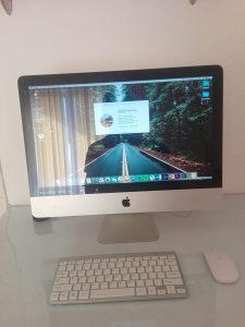IMac 21.5 8gb ram, Intel core 2 duo, gratis mis I tast