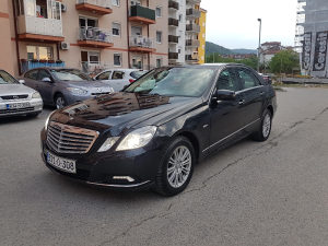 MERCEDES E250 CDI W212 BLUEFFIENCY ELEGANCE MODEL 2010