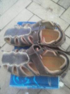 dijecije muske sandale