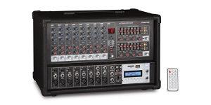 Mikseta aktivna 8-kanalna 2x200W Fonestar SMA-208RUB
