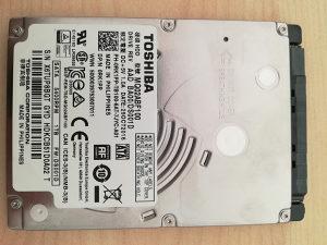 """Hard Disk 1TB 2.5"""" Toshiba SATA"""