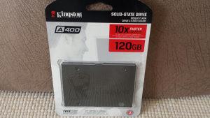 KINGSTON SSD 120GB 2.5 SATA 3.0(6Gb/s) NOV