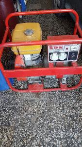 Agregat za struju benzin JAPAN