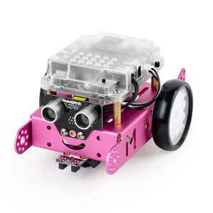 Makeblock mBot v 1.1 – Pink (Bluetooth Version)