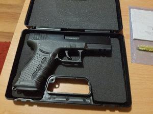 Startni Plinski Pištolj Pistolj Zoraki 917 9mm