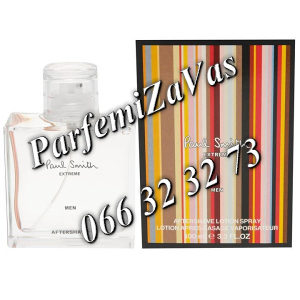 Paul Smith Extreme Man 100ml After Shave Tester M 100 ml
