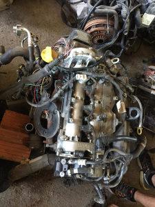 MOTOR FIAT DOBLO 1.3D 66kw TIP: 199A3000