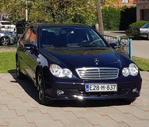 Mercedes-Benz C 200 cdi 2007