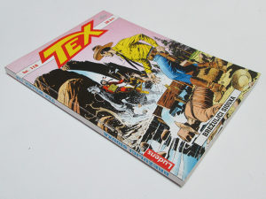Tex 112 - Brežuljci Siouxa