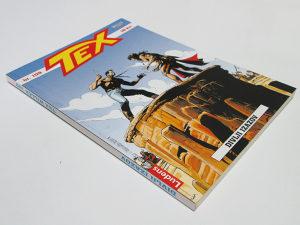 Tex 109 - Divlji izazov