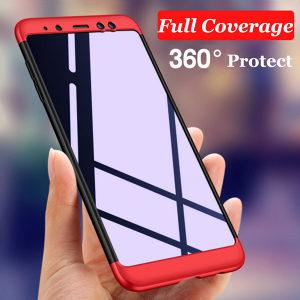 Samsung Galaxy S9 Plus premium 360 maska + folija