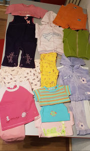 Garderoba za bebe,za uzrast od 12 mjeseci