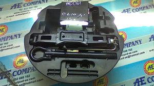 Auto dizalica kljuc Renault Clio 4 15g AE 081