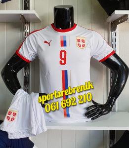 Novi dres Srbije 2018 SP SRBIJA za djecu i odrasle