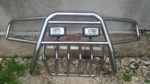 Bull bar rool bar nissan terrano