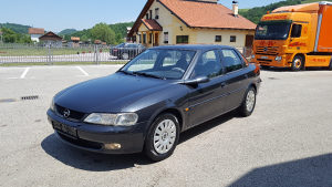 Opel Astra Vectra