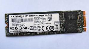 LAPTOP SSD HDD M.2 LITE ON 256GB SSD