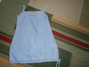 Slatka,H&M haljinica i košuljica.. Veličina 92