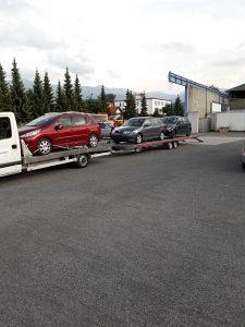 Prevoz dovoz transport auta iz Holandije Holandia