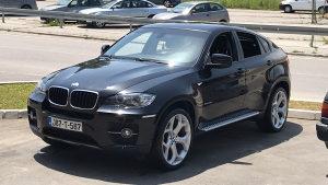 BMW X6 3.0 X-drive 2010 modell Moze Zamjena