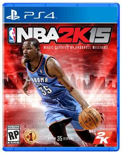NBA 2k15 PS 4