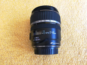 Canon 17-85mm IS USM