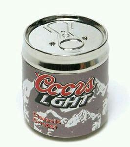 Cola Light metalna trodijelna mrvilica
