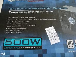 Napojna jedinica SILVERSTONE 500W