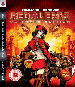 RED ALERT 3 ULTIMATE EDITION PS3 ORIGINAL